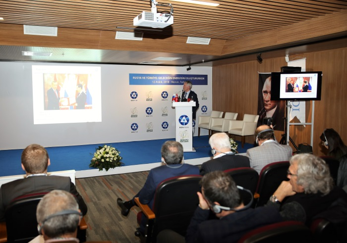 ROSATOM held workshop on public acceptance of nuclear energy in Mersin